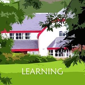 b. Learning